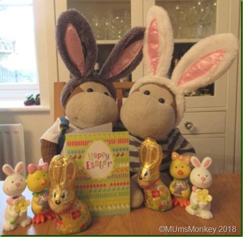 Easter Bunny Ears 2018