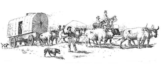 Eastward Gho: Farms and Barns