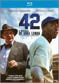 Download Filme 42 A História de Uma Lenda BRRip 720p Dublado + Legendado