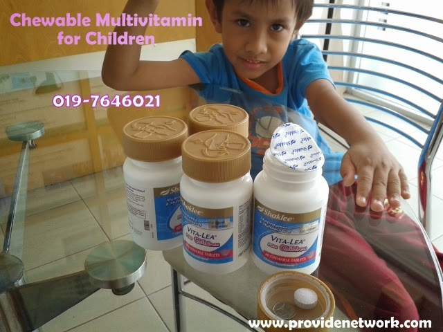 vitamin untuk anak sihat