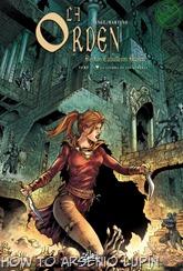 Actualización 16/03/2018: Agregamos 3 números a la serie La orden de los Caballeros Dragón, #23 al #25, gracias a Kupps de Gisicom.