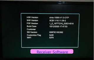 1506T Sim Receiver Software With Dailymotion And Sony Liv Option