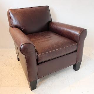 Crate & Barrel Armchair #1