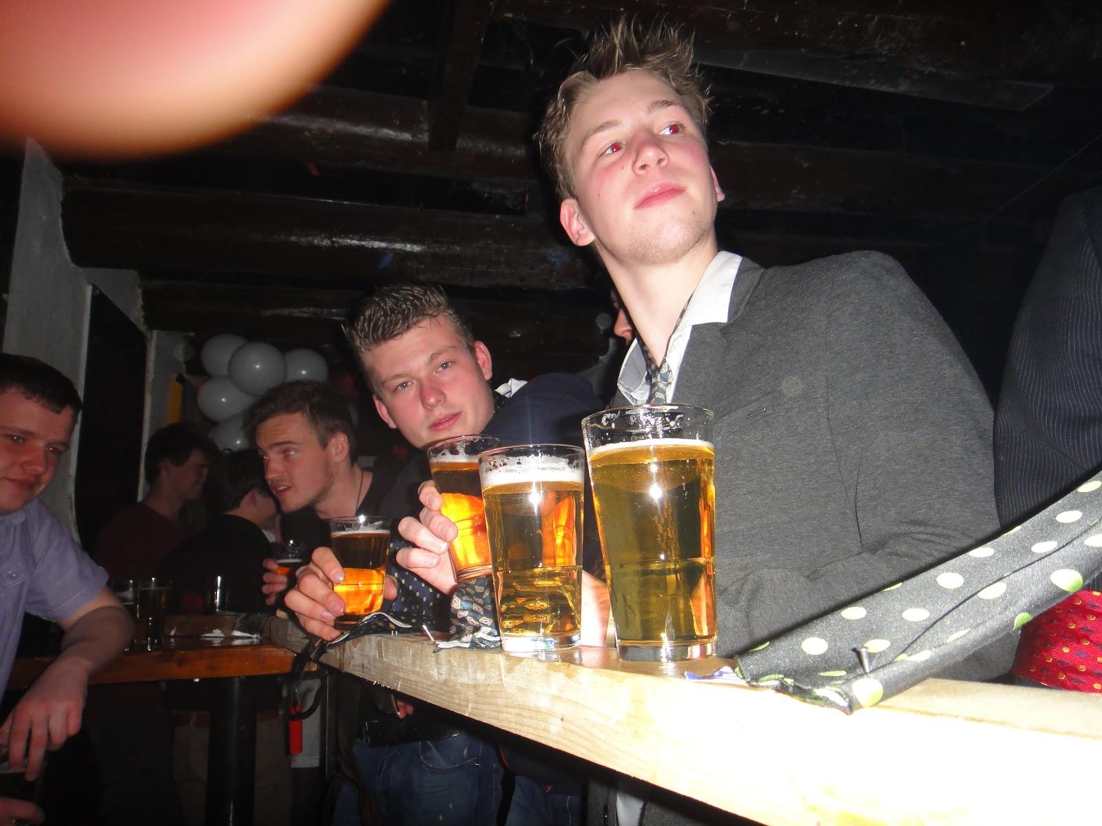 Bierweek - Dasjesspel & Feest