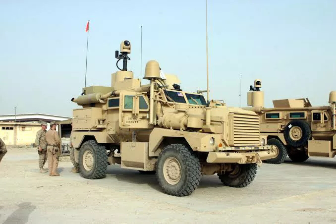 Top 10 Sturdy Military Vehicles Ever Made