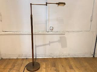 Telescoping Library Floor Lamp 1