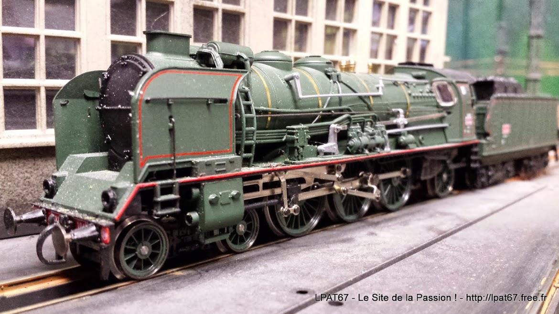 Mes locomotives à vapeur... - Série limitée Club Jouef - 20141231_111513