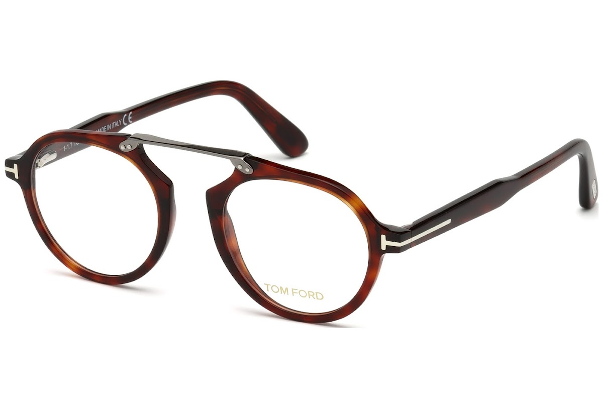 08950f24efedd6 Tom Ford FT5494 C47 054 (red havana / ) Brillengestelle kaufen | Blickers