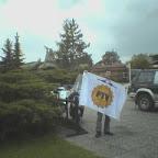 Úplně první setkání v Novém Vestci u Brandýsa n. L. v říčních lázních Jizerka - červen 2005