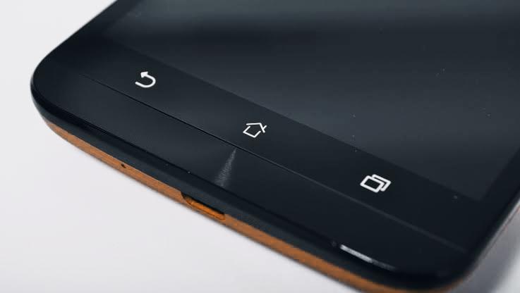 memperbaiki tombol home android