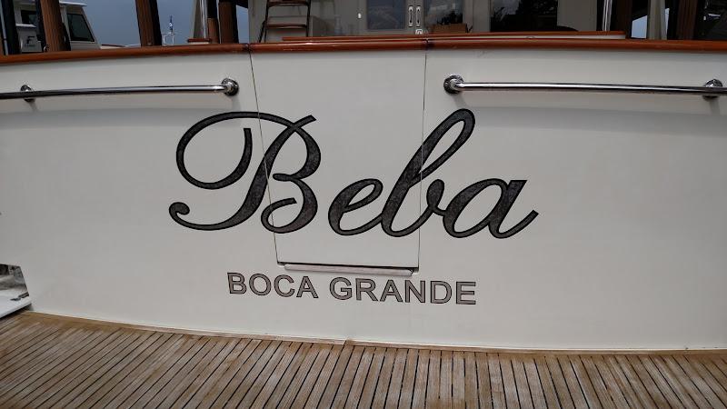 silver leaf boat name beba
