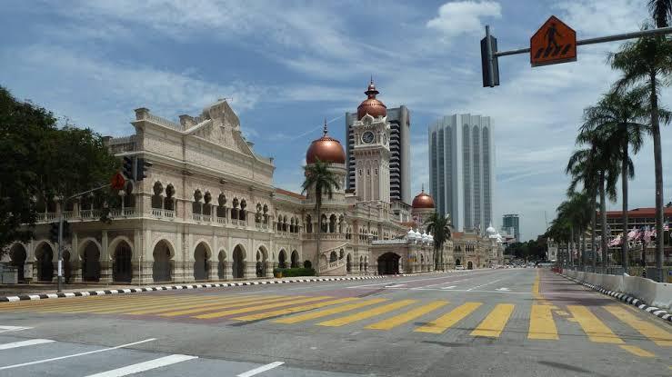 Malaysia Lockdown! Semua Warga Dilarang Keluar Rumah