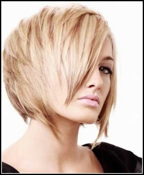 Trendy A-Line Bob Hairstyles 2018: Simple Short Haircuts 2018 5