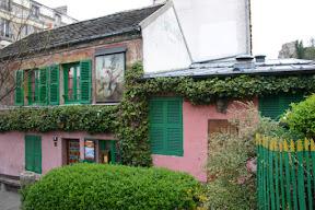 Le Lapin Agile, Montmartre