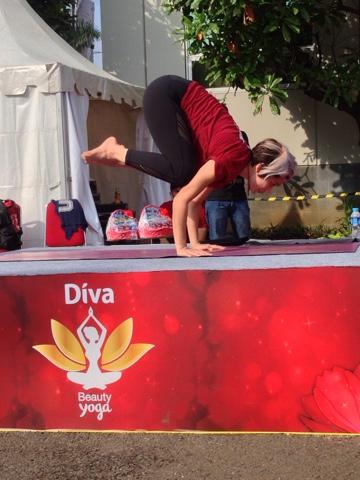 Diva Beauty Yoga with Anjasmara