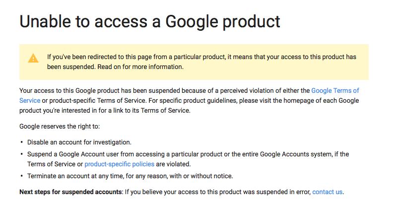 Help !!Youtube Terminating my newly created youtube account