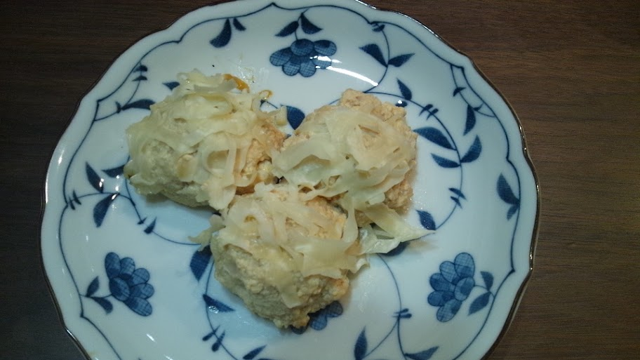 豆腐シュウマイ