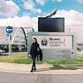 Sasha - Student at : Brunel University, London. ICAN Education Consultant