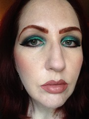 Urban Decay Vice 4 Palette Look  3_3