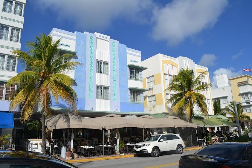Маями-Бич, Флорида (Miami Beach, FL)