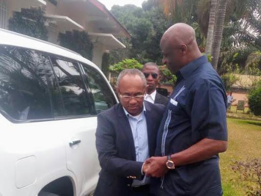CAF : Ahmad Ahmad suspendu 5 ans par la FIFA