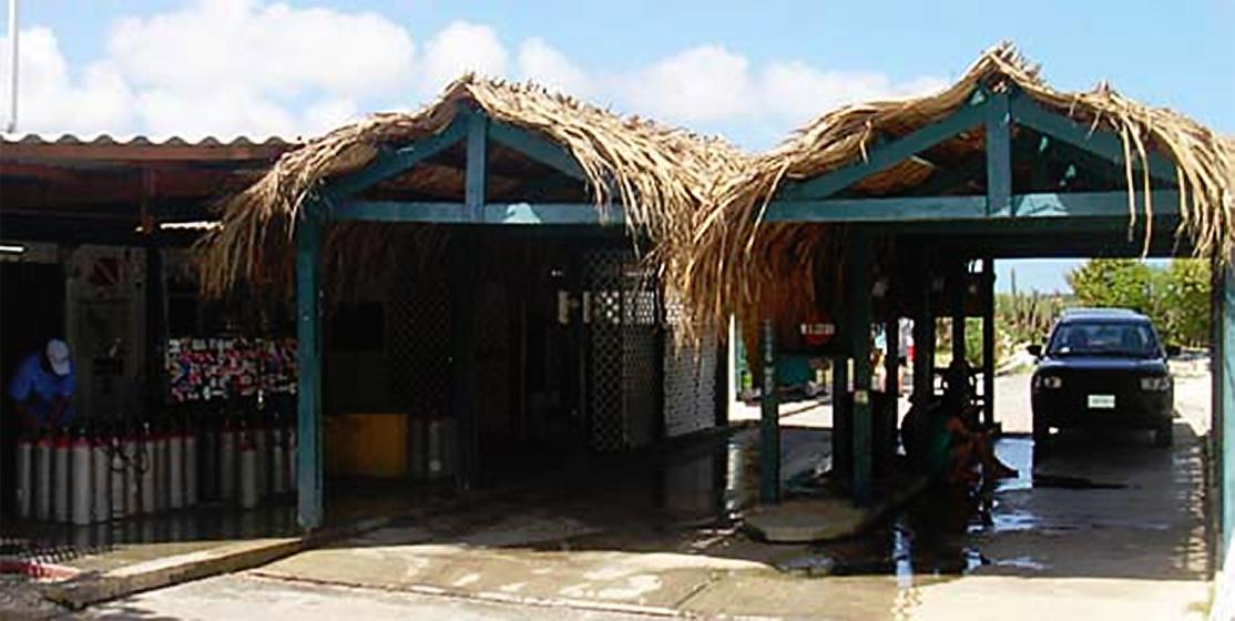 Bonaire: Estación de carga