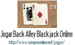 Jogo Back Alley Blackjack Online