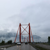 Estrada para Puerto Aisén, Chile