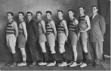 1914 FHS Basketball Team