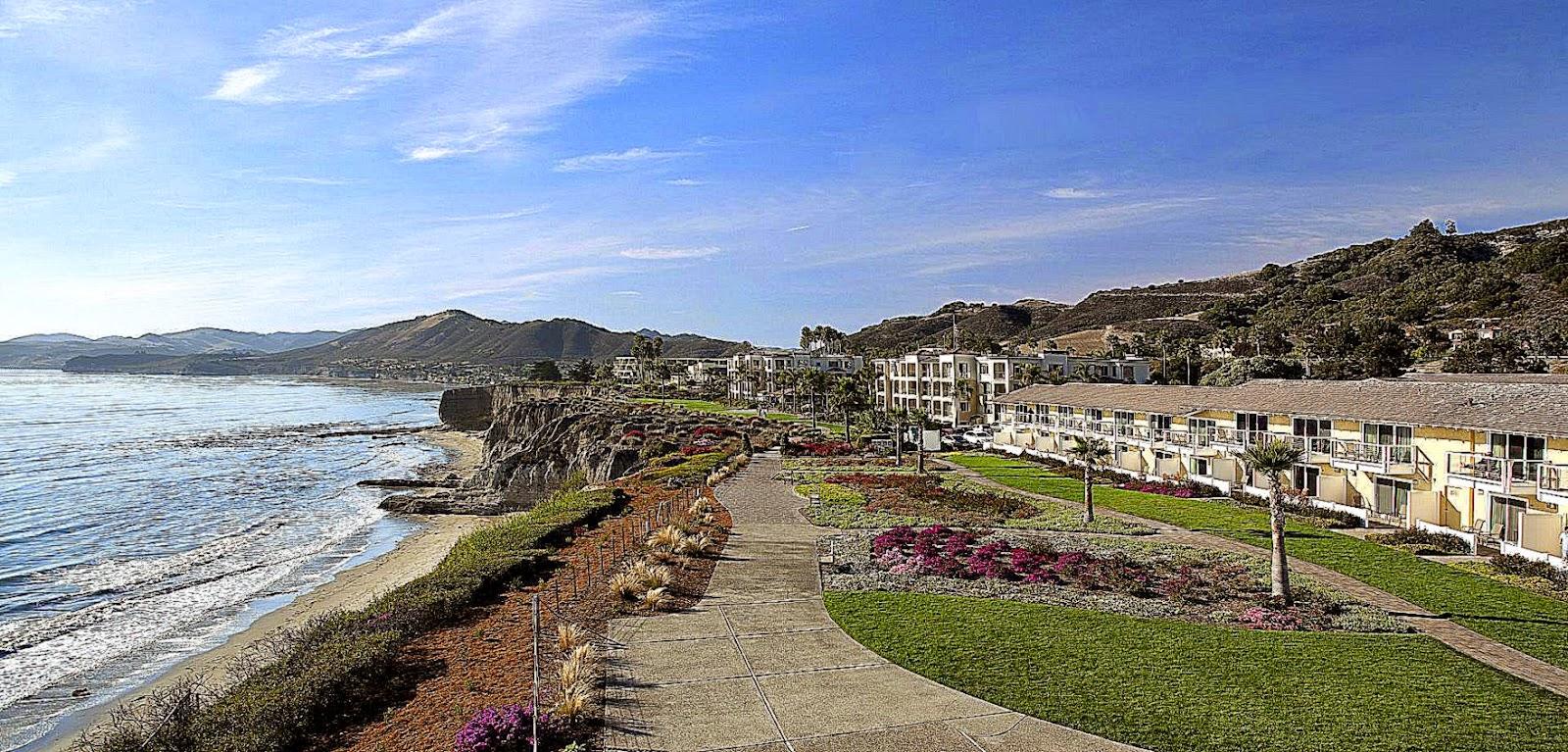 Shell Beach CA Hotel  Spyglass Inn  Pacifica Hotels