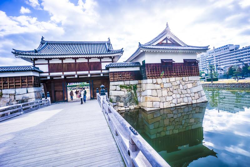 広島城 二の丸2
