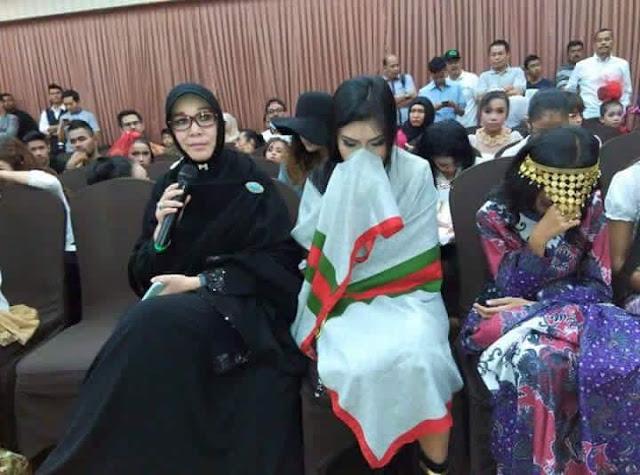 Pertujukkan Fesyen Tidak Senonoh, Walikota Aceh Banteras