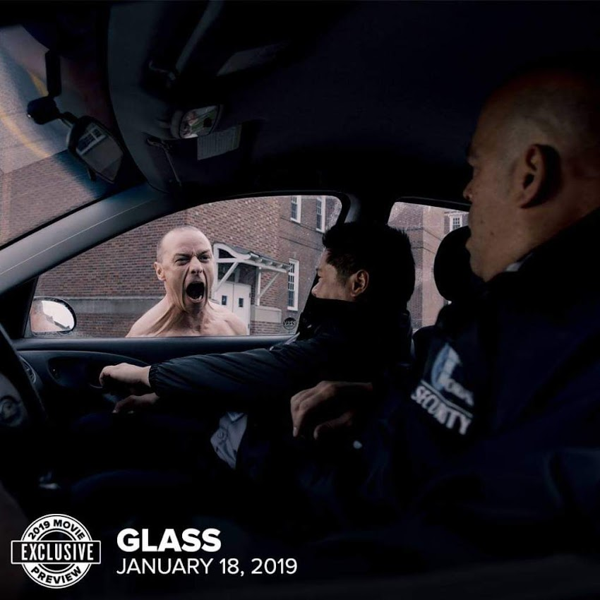 Glass: James McAvoy nei panni della bestia in una nuova immagine dal film!