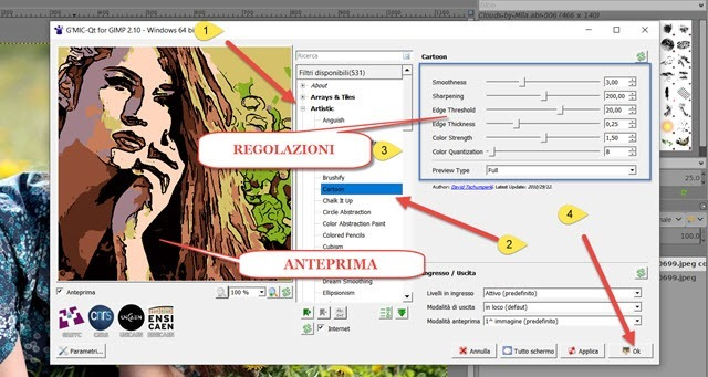 Come Trasformare Una Foto In Cartoon Con Photoshop E Gimp