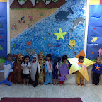 Fancy Dress celebrated by Playgroup section