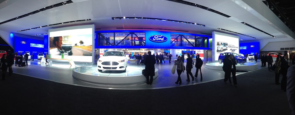 Ford Events at the 2014 NAIAS - 24