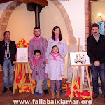 Presentació dels esbossos Falles 2015