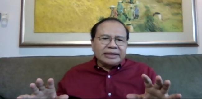 Rizal Ramli: Tidak Ada Tanda-tanda Berkurang, Karena 'Lord of Mop' Sibuk Ngancem