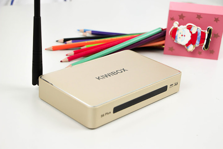 Android TV Kiwibox S6 Plus