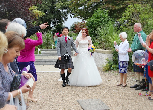 Jenny & Rin's Scottish Wedding
