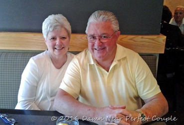 Keith & Brenda 45th