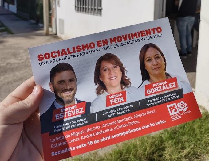 Elecciones Socialista: Ganó Patricia Gonzalez y será la nueva secretaria general del PS en VGG