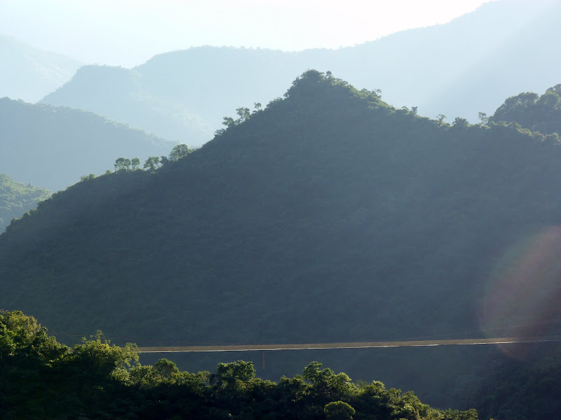 Tainan County.De Dona village à Meinong via Sandimen en scooter.J 12 - P1220323.JPG