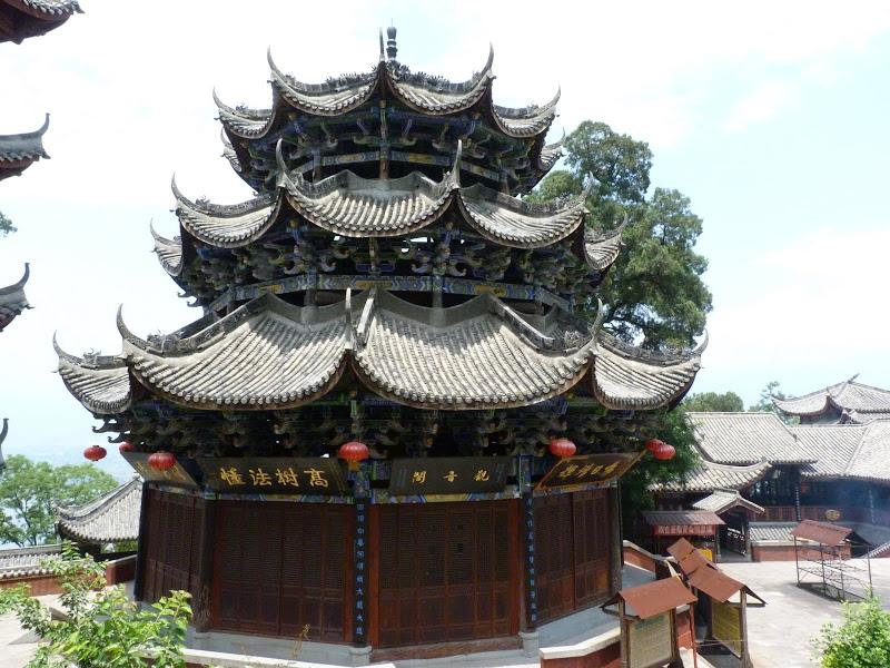 CHINE SICHUAN.XI CHANG ET MINORITE YI, à 1 heure de route de la ville - 1sichuan%2B781.JPG