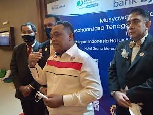 Benny Ramdhani :  Pemerintah Akan Selalu Hadir Berikan Perlindungan Terhadap PMI