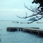 Muelle de Capurganá