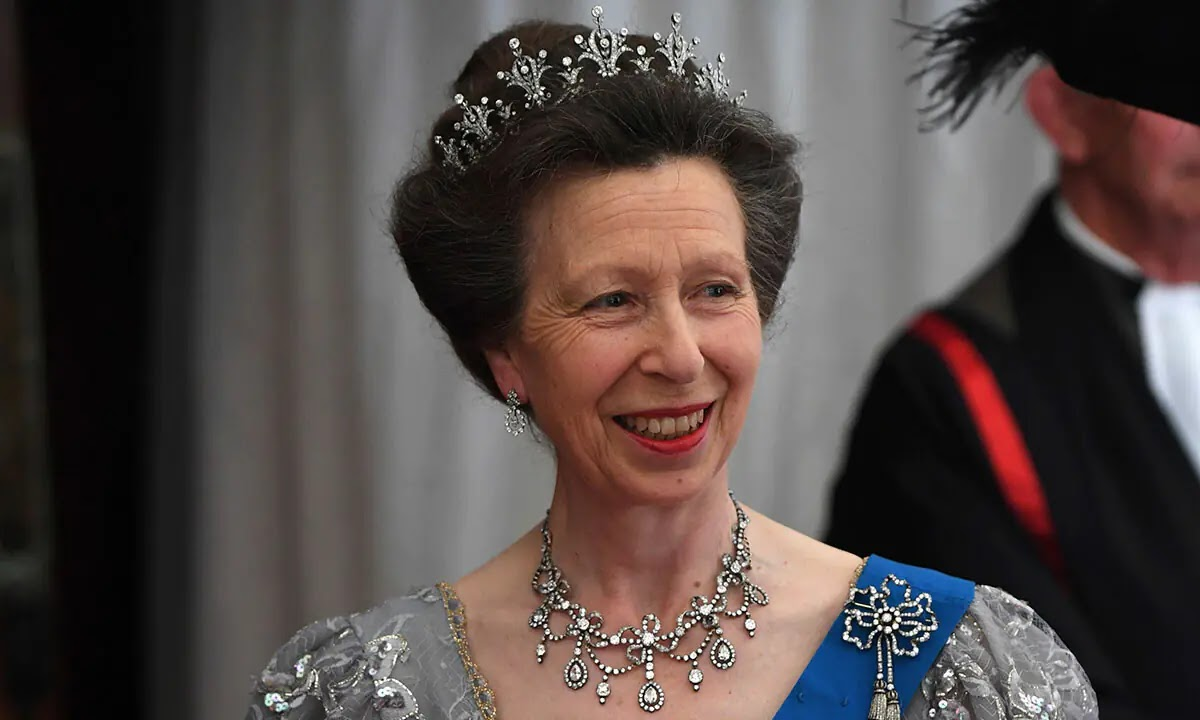 Why Princess Anne's Royal Title is Very Rare
