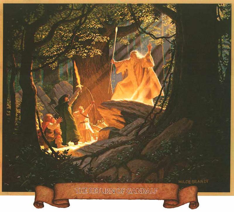 Calendar Gandalfreturn, Wizards