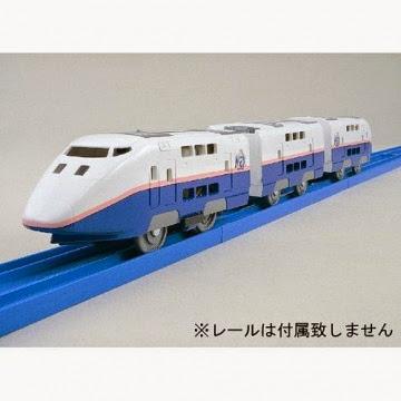 Đồ chơi tàu điện S7 E1 Series Shinkansen mô phỏng giống hệt trong thực tế