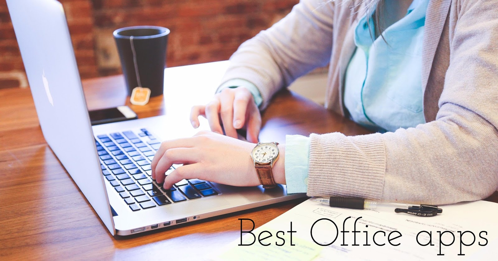 Best Office apps for iPad & iPhone
